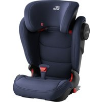 Britax Kidfix III M Group 2/3 Car Seat With Free Summer Cover & Organiser-Moonlight Blue - Summer Gifts