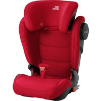 Britax Kidfix III M Group 2/3 Car Seat With Free Summer Cover & Organiser-Fire Red - Summer Gifts