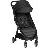 Baby Jogger City Tour 2 Compact Fold Stroller-Pitch Black