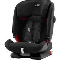 Britax Advansafix IV R Group 1/2/3 Car Seat-Cosmos Black