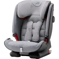 Britax Advansafix IV R Group 1/2/3 Car Seat-Grey Marble