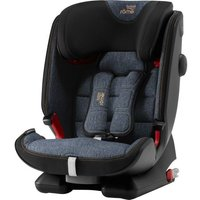 Britax Advansafix IV R Group 1/2/3 Car Seat-Blue Marble