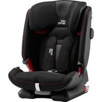Britax Advansafix IV R Group 1/2/3 Car Seat-Air Black