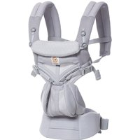 Ergobaby Omni 360 Cool Air Mesh Baby Carrier-Grey Pink Dots (2020) - Baby Gifts