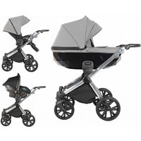 Insevio Luxury 3in1 Travel System-Graphite - Luxury Gifts
