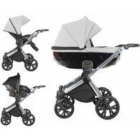 Insevio Luxury 3in1 Travel System-Grey - Luxury Gifts