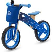 Kinderkraft Runner Balance Bike with Accessories-Galaxy Blue - Bike Gifts