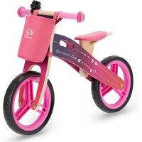 Kinderkraft Runner Balance Bike with Accessories-Galaxy Pink - Bike Gifts