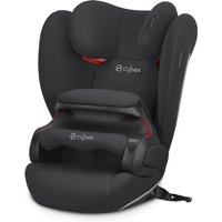 Cybex Pallas B-Fix Group 1/2/3 Car Seat-Volcano Black (2020)