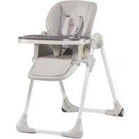 Kinderkraft Yummy High Baby Feeding Chair-Grey - Baby Gifts