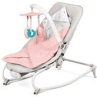 Kinderkraft Felio Reclining Chair-Pink