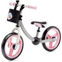 Kinderkraft 2Way Next Balance Bike with Accessories-Light Pink - Bike Gifts
