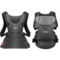 Diono Carus Essentials 3 in 1 Baby Carrier- Light Grey - Grey Gifts