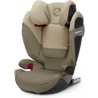 Cybex Solution S-Fix Group 2/3 Car Seat- Classic Beige (New 2020) - Beige Gifts
