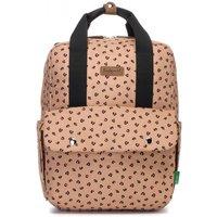 Babymel Georgi Eco Convertible Backpack- Caramel Leopard - Eco Gifts