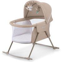 Kinderkraft Lovi Baby Cot-Beige - Baby Gifts