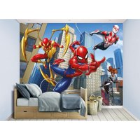 Walltastic Wall Mural-Spiderman