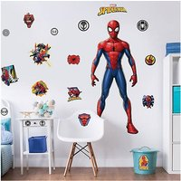 Walltastic Large Character Sticker-Spiderman