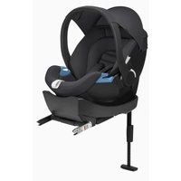 Cybex CBX Aton Group 0+ Car Seat Inc ISOFIX BASE-Grey