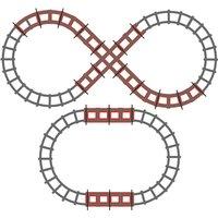 Peg Perego Figure 8 Train Track Set - Track Gifts