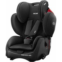 Recaro Young Sport Hero Group 1/2/3 Car Seat-Performance Black (New 2020) - Sport Gifts