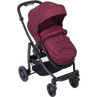 Graco Evo Stroller With Apron & Raincover- Red Leopard - Apron Gifts