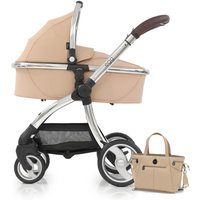 egg® Special Edition 2in1 Pram System With Changing Bag & Seat Liner-Honeycomb - Special Gifts