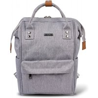 BabaBing Mani Backpack Changing Bag-Grey Marl - Backpack Gifts