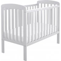 Babymore Space Saver Cot-Grey - Furniture Gifts