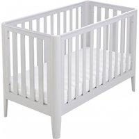 Babymore Iris Cot Bed-Grey - Furniture Gifts