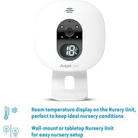 Angelcare Camera Unit and Sensor Pad for New Range - Electronics Gifts