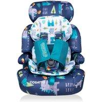 Cosatto Zoomi (Anti-Escape) 1/2/3 Car Seat-Dragon Kingdom - Car Accessories Gifts