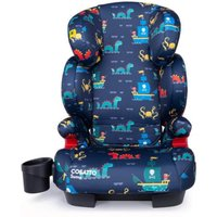 Cosatto Sumo Group 2/3 Isofit Car Seat-Sea Monster - Car Accessories Gifts