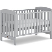 Boori Alice Cot Bed-Barley Pebble (New 2020) - Furniture Gifts