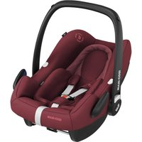Maxi Cosi Rock I-SIZE Group 0+ Car Seat-Essential Red - Car Accessories Gifts