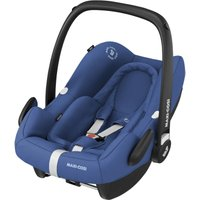 Maxi Cosi Rock I-SIZE Group 0+ Car Seat-Essential Blue - Car Accessories Gifts