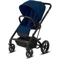 Cybex Balios S Lux Stroller-Navy Blue/Black (New 2020) - Kiddies Kingdom Gifts