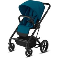 Cybex Balios S Lux Stroller-River Blue/Black (New 2020) - Kiddies Kingdom Gifts