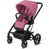 Cybex Balios S Lux Stroller-Magnolia Pink/Black (New 2020) - Kiddies Kingdom Gifts