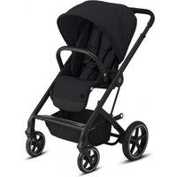Cybex Balios S Lux Stroller-Deep Black/Black (New 2020) - Kiddies Kingdom Gifts