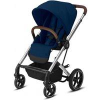 Cybex Balios S Lux Stroller-Navy Blue/Silver (New 2020) - Kiddies Kingdom Gifts