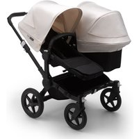 Bugaboo Donkey 3 Duo Pushchair-Black/Black-Frost White