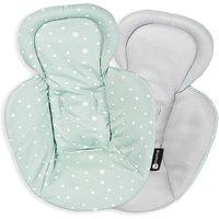 4moms MamaRoo 4.0 Newborn Plush Insert-Mesh Grey