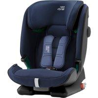 Britax Advansafix i-Size Group 1/2/3 Car Seat-Moonlight Blue