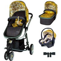 Cosatto Giggle 3 Premium Travel System Bundle-Spot The Birdie