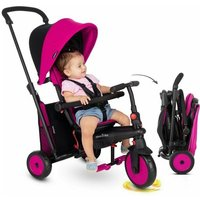 SmarTrike 6in1 Folding Baby Tricycle-Pink (NEW)