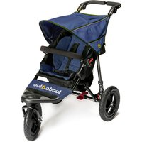 Out n About Nipper Single 360 V4 Stroller-Royal Navy - Shopping Gifts