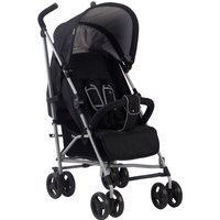 My Babiie MB02 Stroller- BLACK MB02B