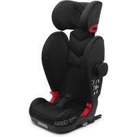 Axkid Bigkid 2 Premium ISOFIX Group 2,3 Car Seat-Black