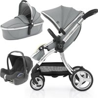 egg® 2 3in1 Cabriofix Travel System-Monument Grey (NEW)